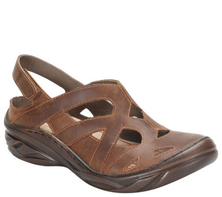 Bionica Nubuck Leather Sport Sandals - Maclean