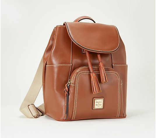 Dooney & Bourke Smooth Leather Medium Backpack - Murphy