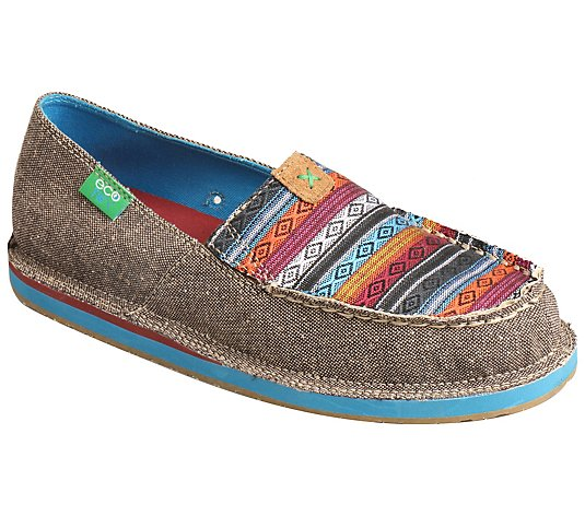 Twisted X Women's Slip-On Loafers