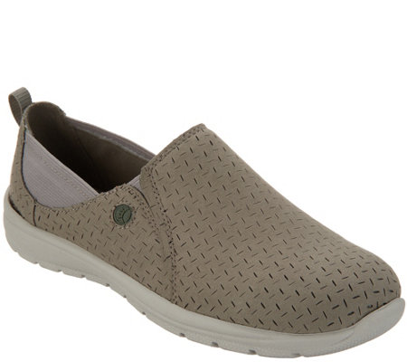Earth Origins Perforated Slip-on Shoes - Jayden
