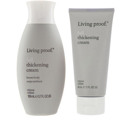 Living Proof Full Thickening Creme w/Travel Auto-Delivery