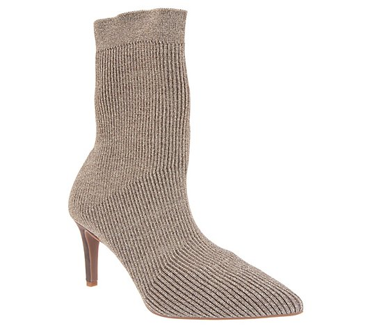 Vince Camuto Pull-on Sock Boots - Roreeta