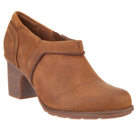 As Is Clarks Leather Shooties Sashlin Aleta