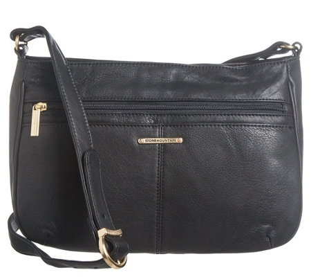 Stone Mountain Shoulder Bag - Hampton Multi-Compartment Hobo