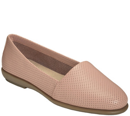 Aerosoles Casual Leather Flats - Ms Softee