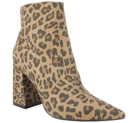 Seven Dials Ankle Booties - Felicia