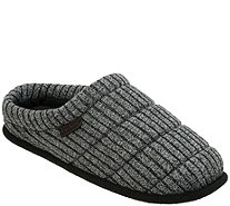 Dearfoams Quilted Slipper Clogs - A418118