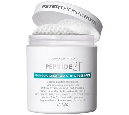 Peter Thomas Roth Peptide21 Amino Acid Exfoliating Peel Pads