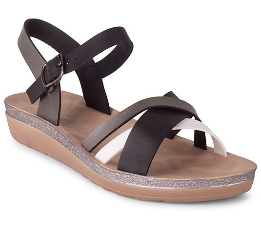Wanted Adjustabel Strappy Sandals - Kyra
