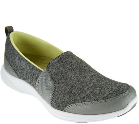 Vionic Orthotic Mesh Slip-on Sneakers - Amory