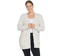 Barefoot Dreams Cozychic So-Cal Cardi - A342919