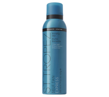 St. Tropez Self Tan Express Bronzing Mist, 6.7fl oz