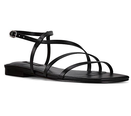 Nine West Barely There Strappy Sandals - Mani