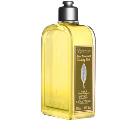 L'Occitane Verbena Foaming Bath 16.9oz.