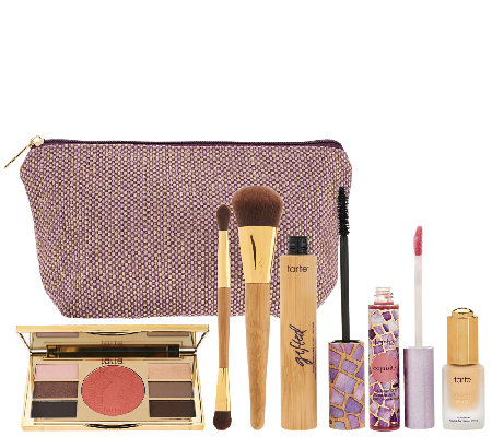 tarte Miracles from the Amazon 6pc. Collection with Bag