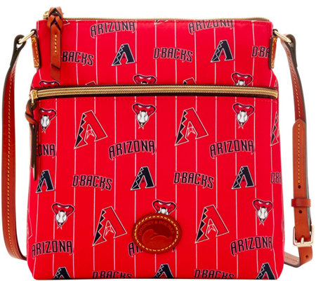 Dooney & Bourke MLB Nylon Diamondbacks Crossbody