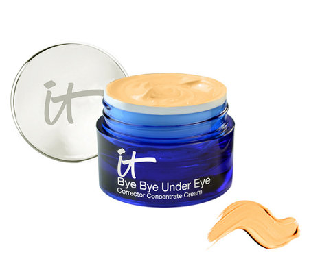 IT Cosmetics Bye Bye Under Eye Corrector Co ncentrate Cream