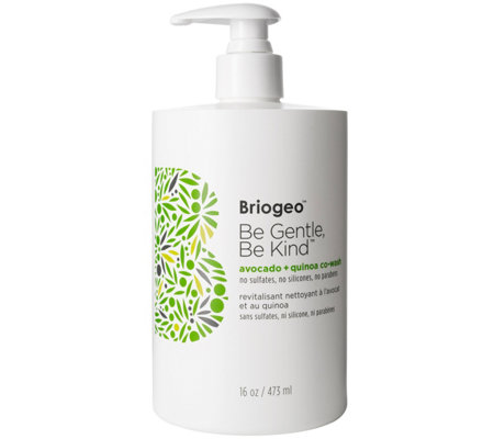 Briogeo Be Gentle, Be Kind Avocado + Quinoa Co-Wash 16oz