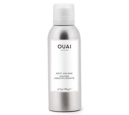 OUAI Soft Mousse, 6.7 oz