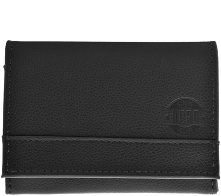 HERO Goods James Wallet, Black