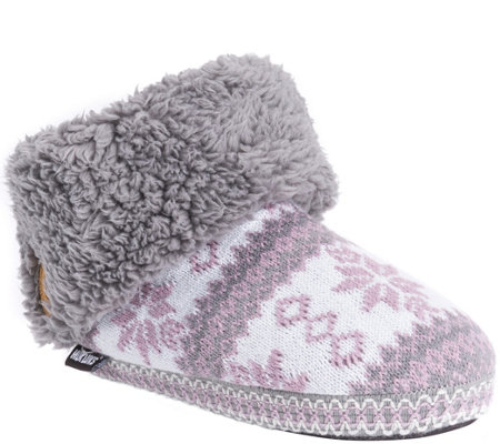 MUK LUKS Women's Melinda Slippers