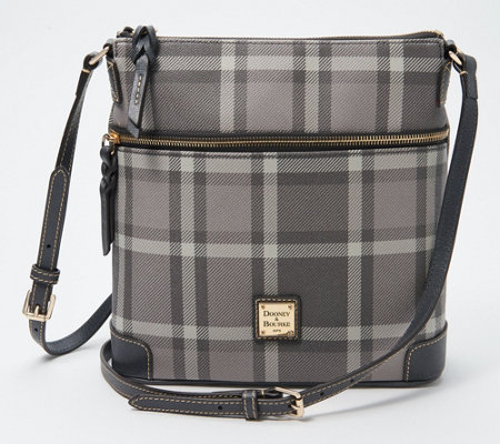 Dooney & Bourke Graham Coated Cotton Crossbody