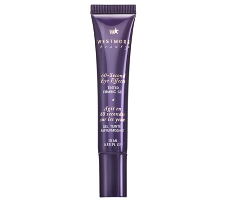 Westmore Beauty 60-Second Eye Effects Tinted Firming Gel