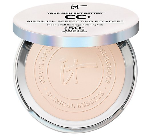 IT Cosmetics Your Skin But Better CC+ Perfecting Powder