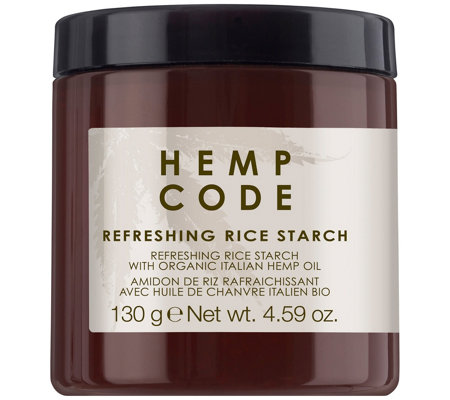 Hemp Code Refreshing Rice Starch