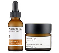 Perricone MD Chia Serum and Face Finishing Moisturizer Duo Auto-Delivery - A234921