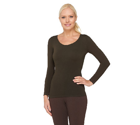 Legacy Slim Disguise Long Sleeve Shaper Tee