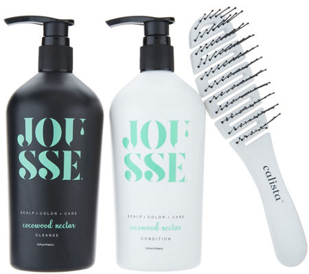 Calista Jousse Cleanse and Condition Duo with Brush Auto-Delivery