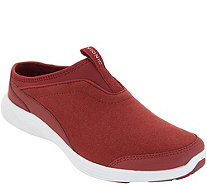 Vionic Micro-Suede Slip-on Mules - Adell - A343121