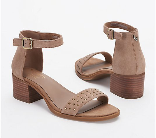 Koolaburra Studded Leather Sandals - Bellen