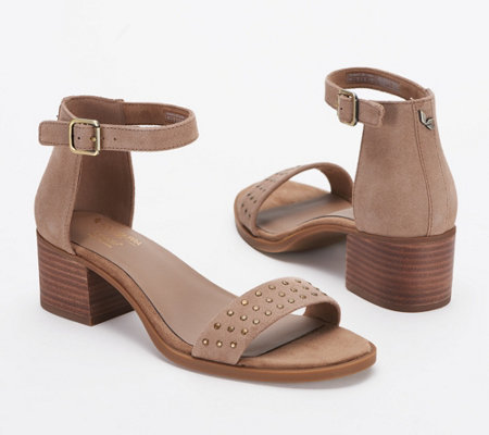 Koolaburra Studded Leather Sandals Bellen