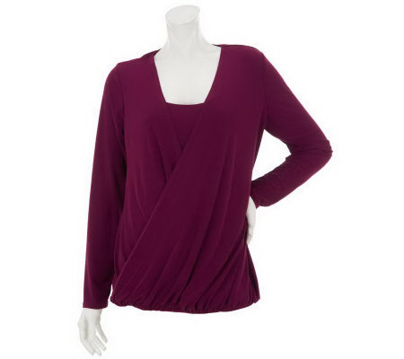 Attitudes by Renee Drape Front Top