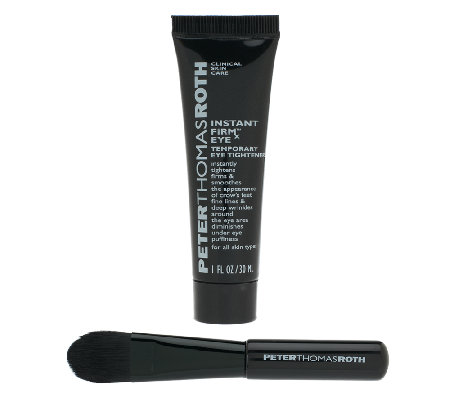 Peter Thomas Roth Instant Firm X Eye with Brush Auto-Delivery
