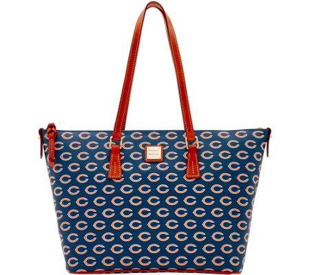 Dooney & Bourke NFL Bears Shopper