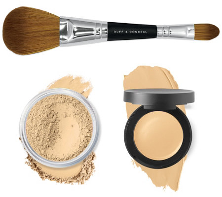 bareMinerals Well Rested Color Corrector Duo with Brush