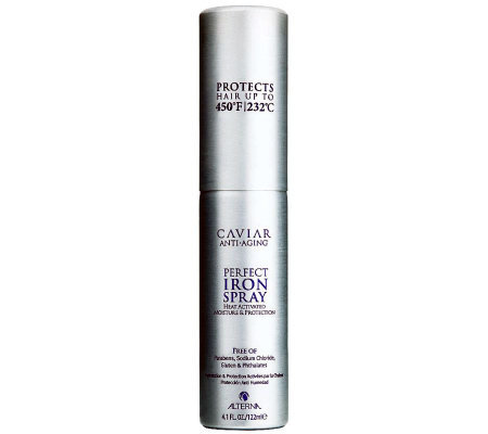 Alterna Caviar Perfect Iron Spray, 4.1 oz