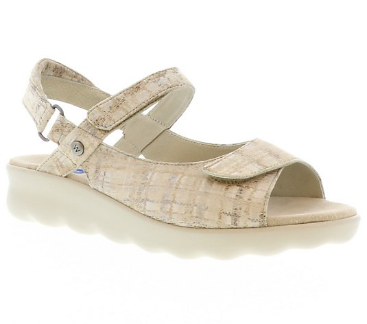 Wolky Leather Sandals - Pichu