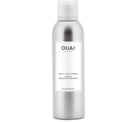 OUAI Soft Hair Spray, 7.5 oz