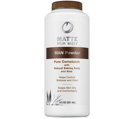 Matte For Men Man Powder 8.5 oz