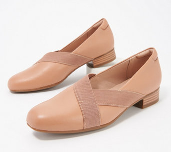 exquisite style popular stores new authentic Clarks — QVC.com