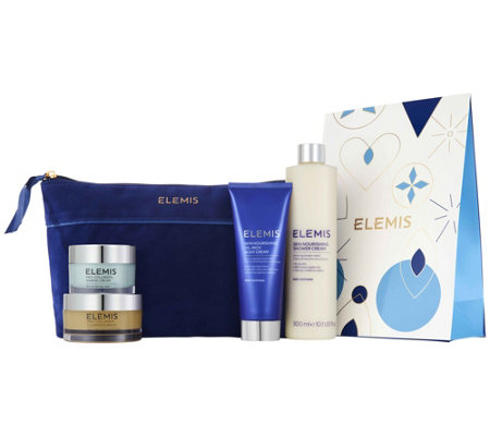ELEMIS Luxurious Cleanse & Treat for Face & Body Collection