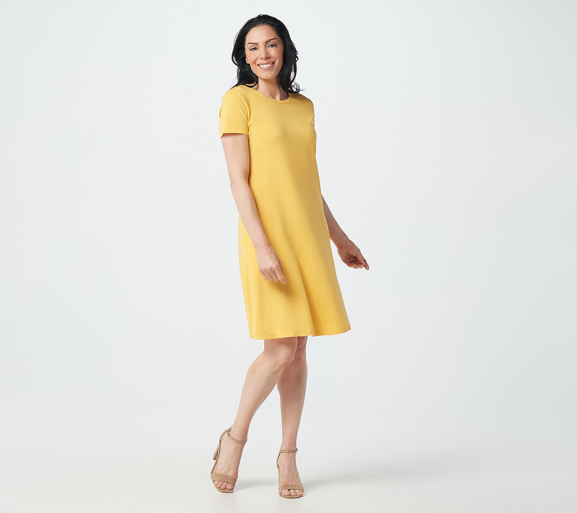 Womens Printing Dress Fashion Temperament High Waist Turn-down Collar 123 Spring
