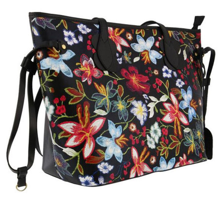 L'Artiste by Spring Step Leather Handbag -Taptestric