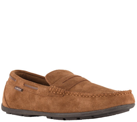 Lamo Men's Suede Loafers - Connor