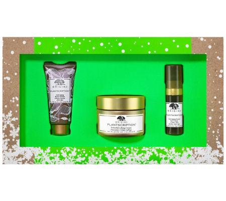 Origins Youth-Renewing Plantscription Musts Kit