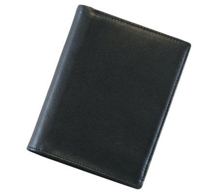 Royce New York Leather European Passport Jacket